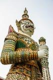 Statue of Giant (Demon, Titan) Stock Photo