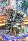 Statue giganti Fotografia Stock