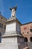 Statue of Girolamo Savonarola. Royalty Free Stock Image