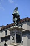 Statue of Giuseppe Garibaldi, Florence Royalty Free Stock Photography
