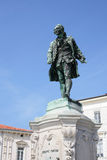 Statue of Giuseppe Tartini Stock Photos