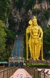 Statue of god at Batu caves, Kuala-Lumpur Stock Image