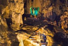 Statue of god at Batu caves, Kuala-Lumpur Stock Photography