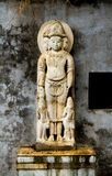 Statue of god brahma Royalty Free Stock Photo
