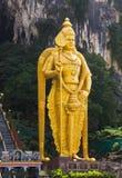 Statue of god Muragan at Batu caves, Kuala-Lumpur Stock Images