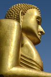 Statue Of The Golden Buddha Stock Image