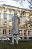 Statue of Graf Maximilian Joseph von Montgelas Royalty Free Stock Images