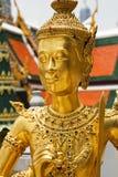 Statue in Grand Palace. Bangkok, Thailand Royalty Free Stock Image