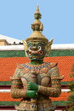 Statue at the Grand Palace, Bangkok Royalty Free Stock Image