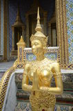 Statue in Grand Palace Bangkok Stock Image