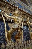 Statue in Grand Palace Bangkok Stock Image