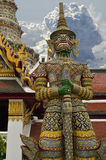 Statue at The Grand Palace Royalty Free Stock Photo