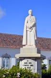 Statue of Grande Bispo D. Francisco Gomes Do Avelar Stock Photography