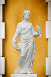 Statue of Greece and Rome women Stock Photo