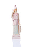 Statue of a greek goddess Athena Royalty Free Stock Image