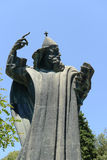 Statue of Gregorius of Nin Royalty Free Stock Photography