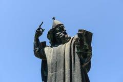 Statue of Gregorius of Nin Stock Photo