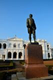 Statue Gregory National Museum Colombo Sri Lanka Photos stock