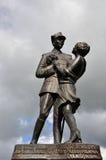 Statue in Grudziadz Royalty Free Stock Image