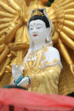 Statue of Guan Yin Royalty Free Stock Photography
