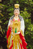 Statue Guan Yin Royalty Free Stock Photos