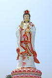 Statue of Guan Yin Royalty Free Stock Photo