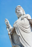 Statue of Guanyin Stock Image