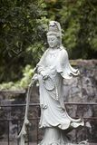 Statue of Guanyin Buddha Royalty Free Stock Photo