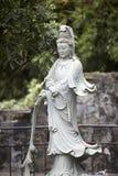 Statue of Guanyin Buddha Royalty Free Stock Photo