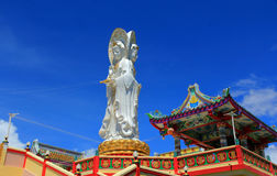 Statue Guanyin Royalty Free Stock Images
