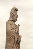 Statue of Guanyin Royalty Free Stock Image