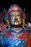 Statue of Guru Padmasabhava at Hemis Gompa, Ladakh Royalty Free Stock Photos