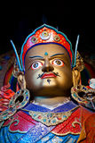 Statue of Guru Padmasabhava at Hemis Gompa in Leh, Ladakh, India Stock Image
