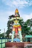 Statue of Hanuman, Kuala Lumpur - Malaysia Royalty Free Stock Photo