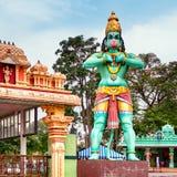 Statue of Hanuman, Kuala Lumpur - Malaysia Stock Photos