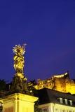 Statue- Heidelberg, Germany Stock Photography
