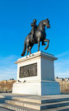 Statue of Henry IV in Paris Stock Photography