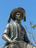 Statue of Henry the Navigator, Lagos, Portugal Royalty Free Stock Image