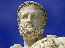 Statue of Hercules Royalty Free Stock Photography