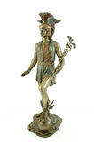 Statue of Hermes (Mercury) Royalty Free Stock Photography
