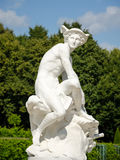 Statue of Hermes in Park Sanssouci, Potsdam, Germany Royalty Free Stock Photo