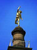 Statue of Hermes, Stuttgart, Germany. Stock Photo
