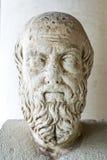 Statue of Herodotus Stock Image