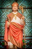 Statue of high priest. Stock Images