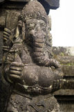 Statue of Hindu God Ganesha Royalty Free Stock Image