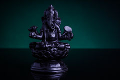 Statue of the Hindu God Ganesha Stock Image