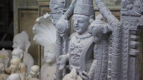 Statue of Hindu God Krishna Gopala. Crafts and Arts of India. Mu Stock Photography