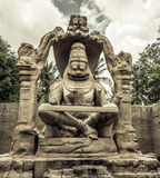 Statue of Hindu God Royalty Free Stock Image