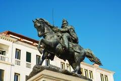 Statue historique photographie stock libre de droits