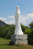Statue Holy Mary Royalty Free Stock Image